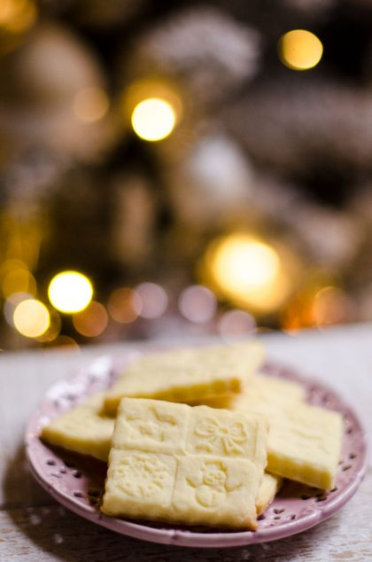 Biscotti di Natale Calendario Avvento